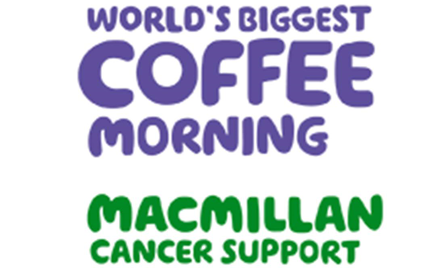 Image for Proud to be part of the World's Biggest Coffee Morning