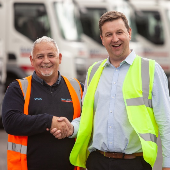 Image for Steve James appointed as new Operations Manager