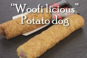 Image for Woofilicious pork Potato Dogs